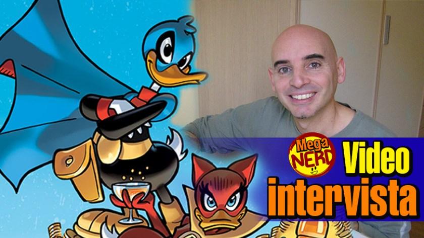 Fantomius colpisce ancora: video intervista a Marco Gervasio!