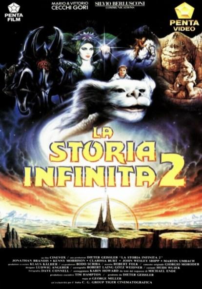la storia infinita 2