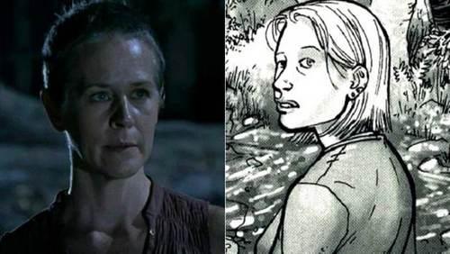 Carol Peletier (Melissa McBride)