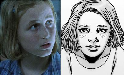 Sophia Peletier (Madison Lintz)