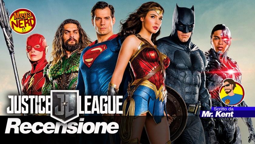 recensione justice league