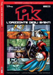 Autori: Francesco Artibani (storia), Lorenzo Pastrovicchio (disegni) Max Monteduro (colori)