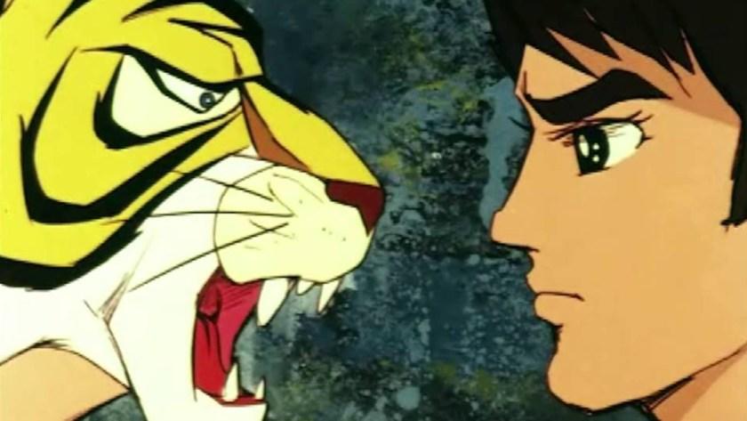 L'Uomo Tigre, l'eroe mascherato di Ikki Kajiwara