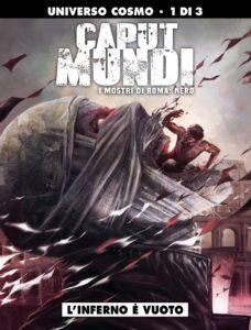 Autori: Michele Monteleone, Dario Sicchio (testi) Francesco Mobili e Pierluigi Minotti (disegni)