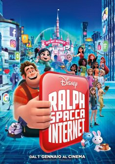Titolo originale: Ralph Breaks the Internet: Wreck-It Ralph 2