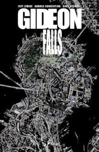 Autori: Jeff Lemire (storia), Andrea Sorrentino (disegni)