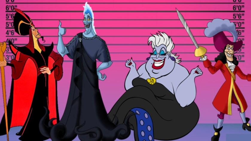 Disney in arrivo una serie sui cattivi più famosi dei cartoons
