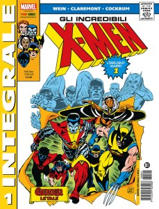 Marvel Integrale: X-Men 1