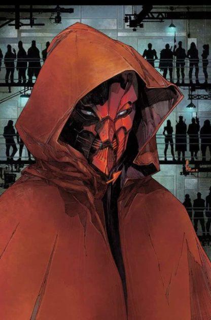 La copertina variant di Event Leviathan #1, disegnata da Kenneth Rocafort