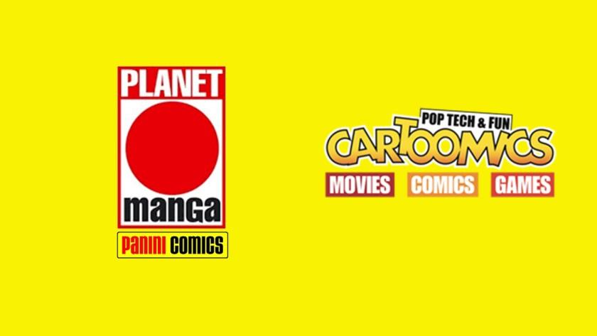 planet manga cartoomics