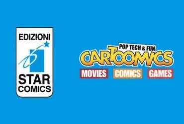 star comics cartoomics