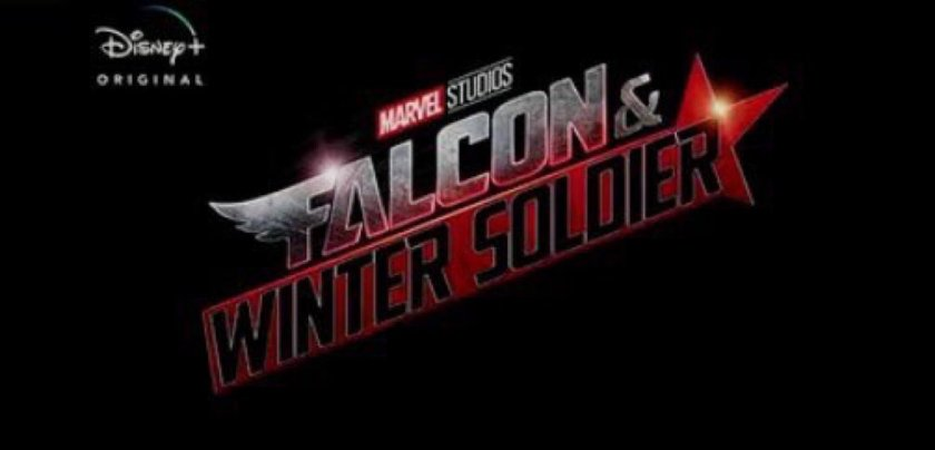 falcon winter soldier logo serie tv