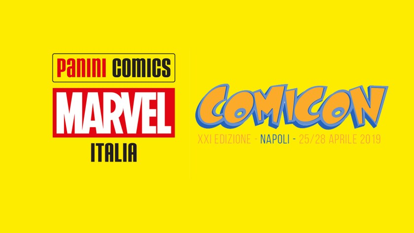panini marvel comicon