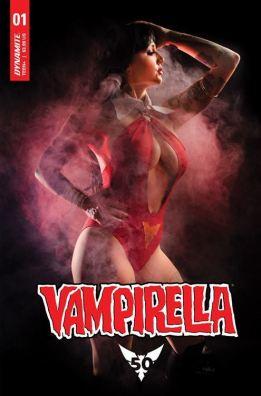 Vampirella #1, Cosplay Cover con Erica Fett