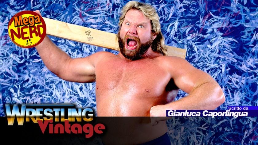 wrestling vintage Hacksaw Jim Duggan