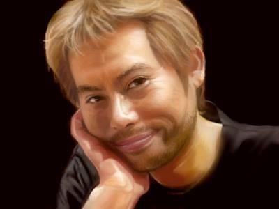 Junichi Hayama in Italia per presentare Brush Work, il suo nuovo libro