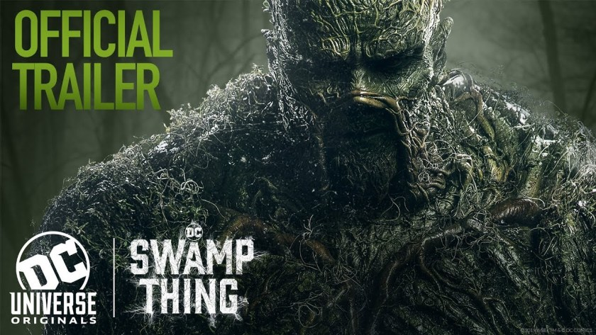 Swamp Thing Full Trailer DC Universe