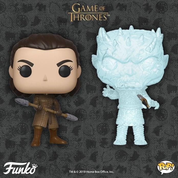 Game of Thrones – Nuovi Funko Pop dei momenti chiave dell'ultima stagione