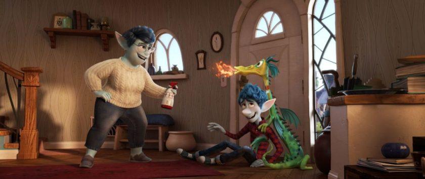 Onward – Trailer ufficiale italiano del nuovo film Disney • Pixar