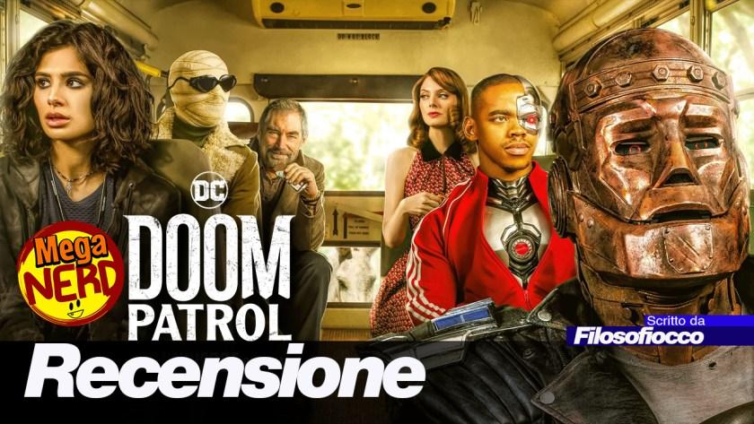 Doom Patrol  – Recensione prima stagione