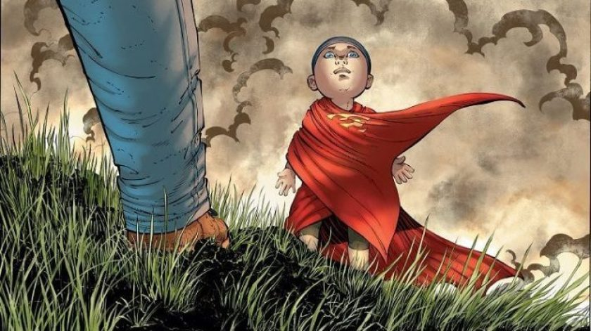 Superman: Year One – Ecco le prime tavole dell'opera di Miller e Romita Jr.