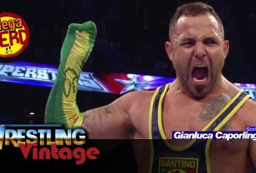 wrestling vintage santino marella
