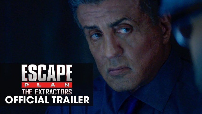 Escape Plan The Extractors (2019) Official Red Band Trailer