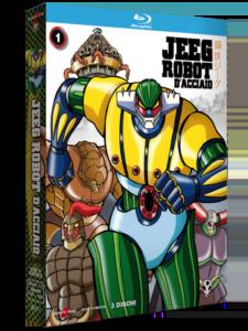 Jeeg Robot d'Acciaio – Serie completa Anime Factory