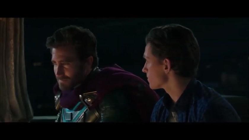 SPIDER-MAN FAR FROM HOME Mysterio Becomes Avenger Scene Clip