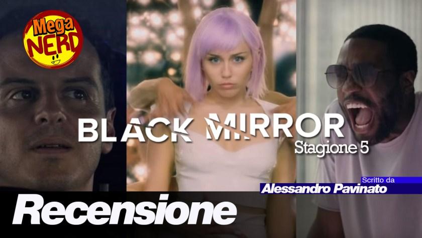 Black Mirror – Recensione quinta stagione