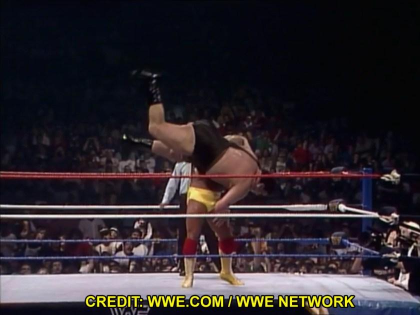Gli anni 80 del Wrestling – La forza inarrestabile contro l'oggetto inamovibile (seconda parte)