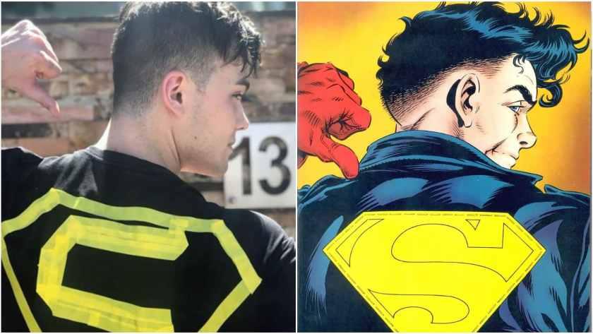 Titans 2 – Ecco Joshua Orpin nei panni di Superboy