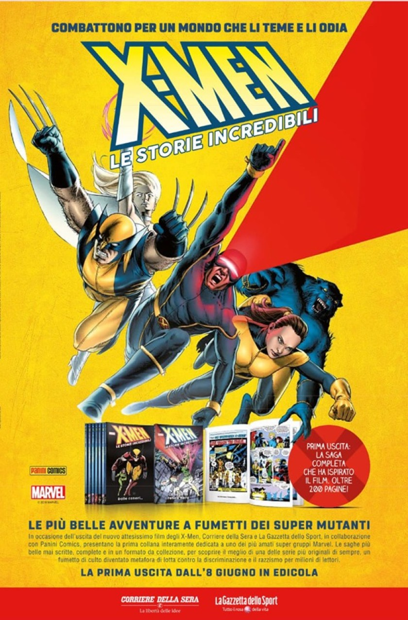 x-men storie incredibili
