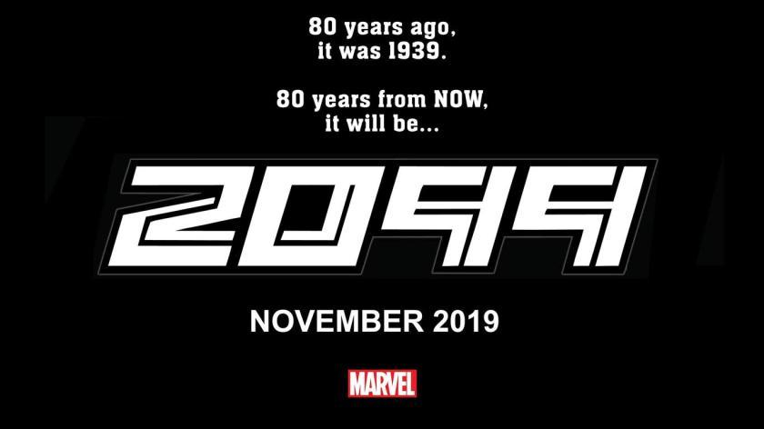Marvel Comics – Gli annunci al San Diego Comic-Con