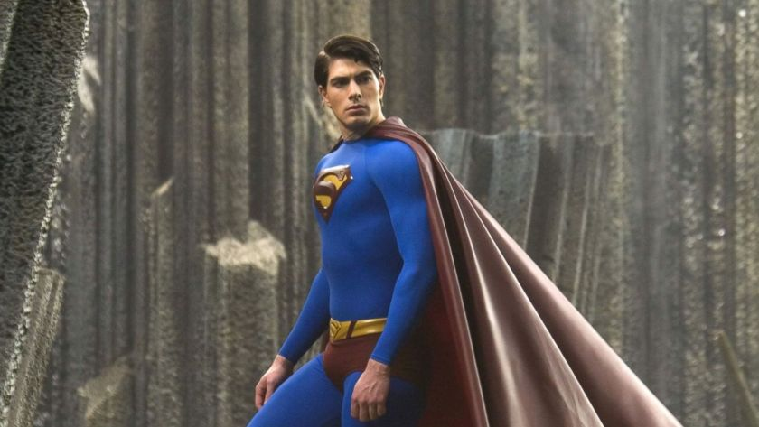 Brandon Routh torna a essere Superman in Crisis on Infinite Earths