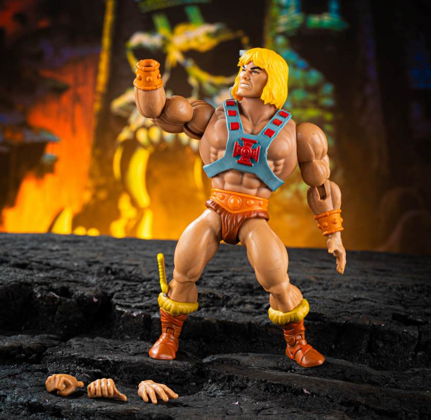 """Masters of the Universe – Mattel presenta la nuova collezione """"Origins"""""""