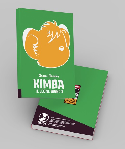 J-Pop Manga riporta in Italia Kimba, il leone bianco