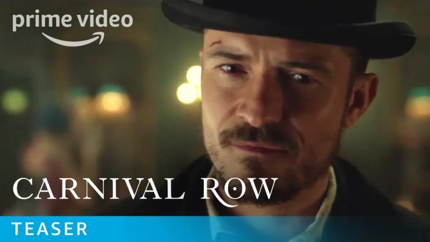 Carnival Row teaser trailer