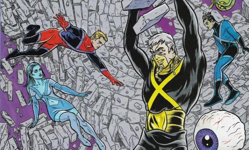 Marvel – In arrivo The X-Cellent di Peter Milligan e Michael Allred