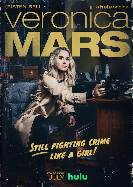 Veronica Mars – Il poster ufficiale della quarta stagione