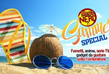 MegaNerd summer special 2