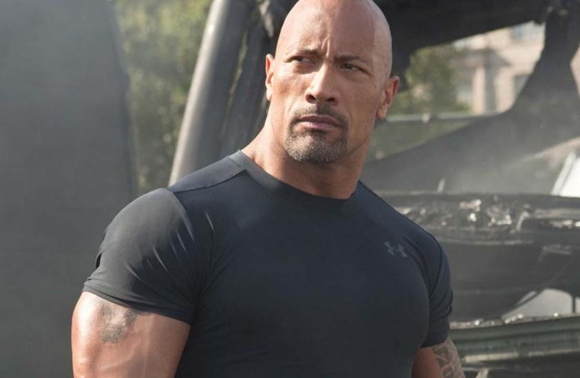 Dwayne The Rock Johnson