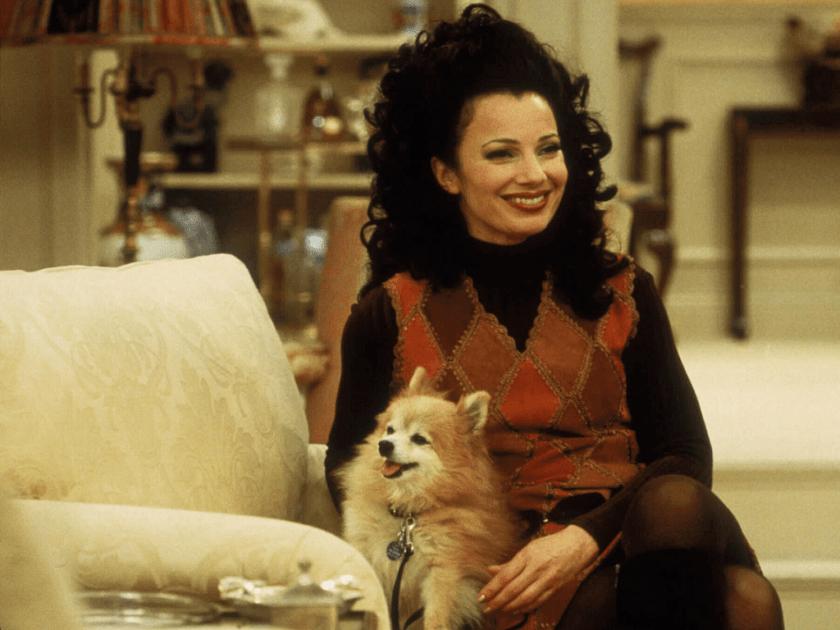 Francesca e il suo cane, Castagna