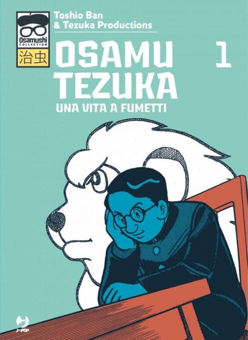 Una vita a fumetti Tezuka