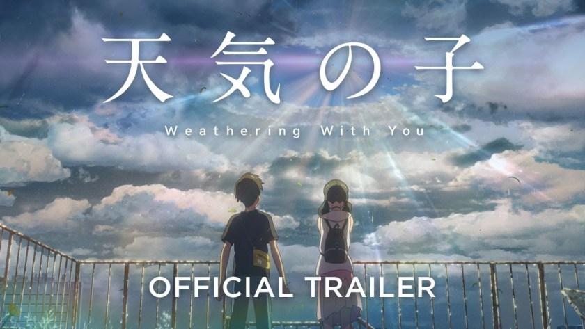 Weathering with You – Ecco il trailer italiano del nuovo anime di Makoto Shinkai