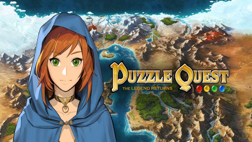 puzzle quest the legend returns