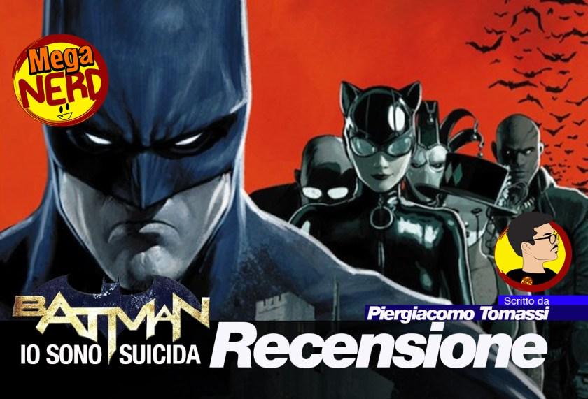 recensione batman io sono suicida