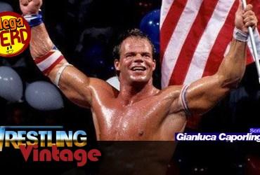 wrestling vintage Lex Luger