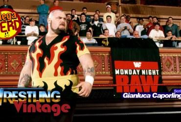 wrestling vintage monday night raw