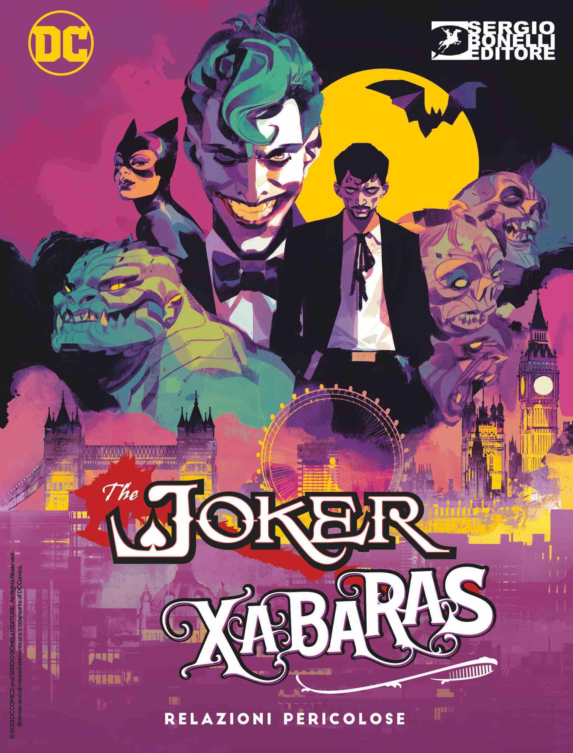 Annunciato il crossover tra Batman e Dylan Dog